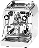 La Pavoni GIOTTO Dual Boiler Espresso/Cappuccino Machine with Pid Temperature Control, Suitable for Home or Small Commercial Uses, Water Supply 2.9 Litre Fresh Water Reservoir