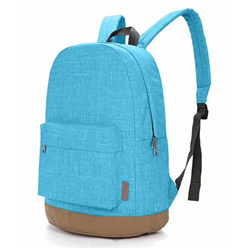 (ティニャット) Tinyat T101 Backpack スリーウェイバッグ ノートパソコン リュック ファッション ハイキング 日用バック ズックのカバン 高校生 通勤 通学 登山, 空色