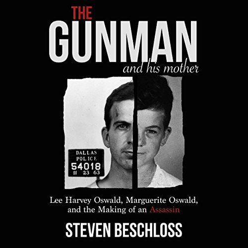 The Gunman and His Mother audiobook cover art