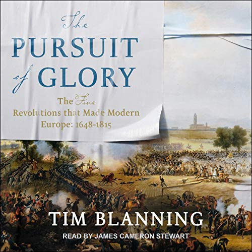 The Pursuit of Glory  By  cover art