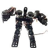 HARLT 17DOF Servo De Alto Torque Kit Robótico Programable Control WiFi Robot Educativo Kit De Robot Humanoide