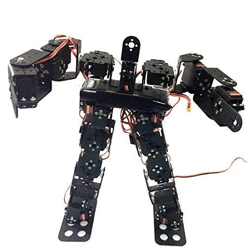 HARLT 17DOF High Torque Servo Programmierbarer Roboter-Kit WiFi-Steuerung Pädagogischer Roboter Humanoider Roboter-Kit