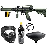Maddog Tippmann Cronus Tactical Bronze CO2 Paintball Gun Marker Starter Package - Black/Olive