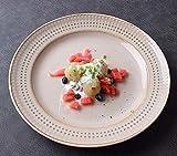 AHAI YU Nordic Jahrgang geprägt Keramikschale Hotel Salatteller Teiggerichts Hause...