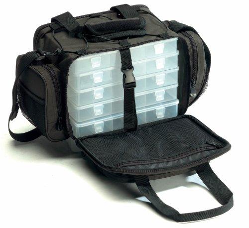 IronClaw Spinner Tasche 5 Boxen 42x30x28 cm