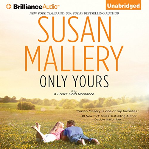 Only Yours audiobook cover art