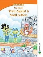 Navneet Grafalco Print Capital & Small Letter Sr. Kg. | English | Pre School Book |