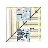 Prym Patchwork Square 20 x 20 cm Omnigrid Lineal,