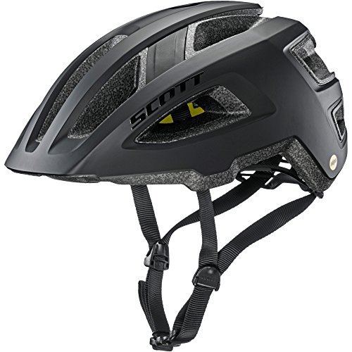 SCOTT Helm Groove Plus Black Matt M/L Unisex Erwachsene