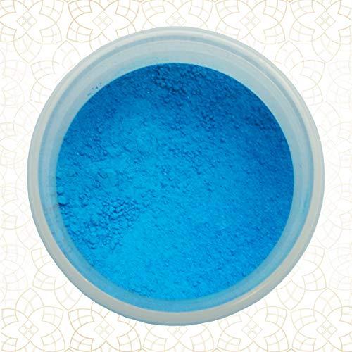 MAT POWDER - SKY BLUE - 5 g - 100% Essbare Lebensmittel Pulverfarbe Shantys