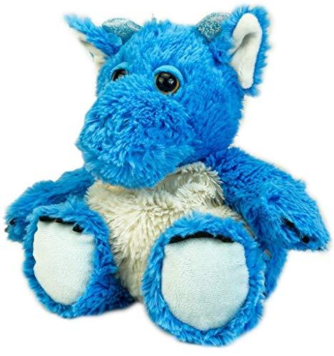 Intelex Dragon Cozy Plush Heatable Lavender Scented Stuffed Animal