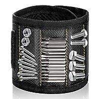 Wristband Magnético Con Los 15 Imanes Fuertes Magnético Pulseras para Ahorra ...