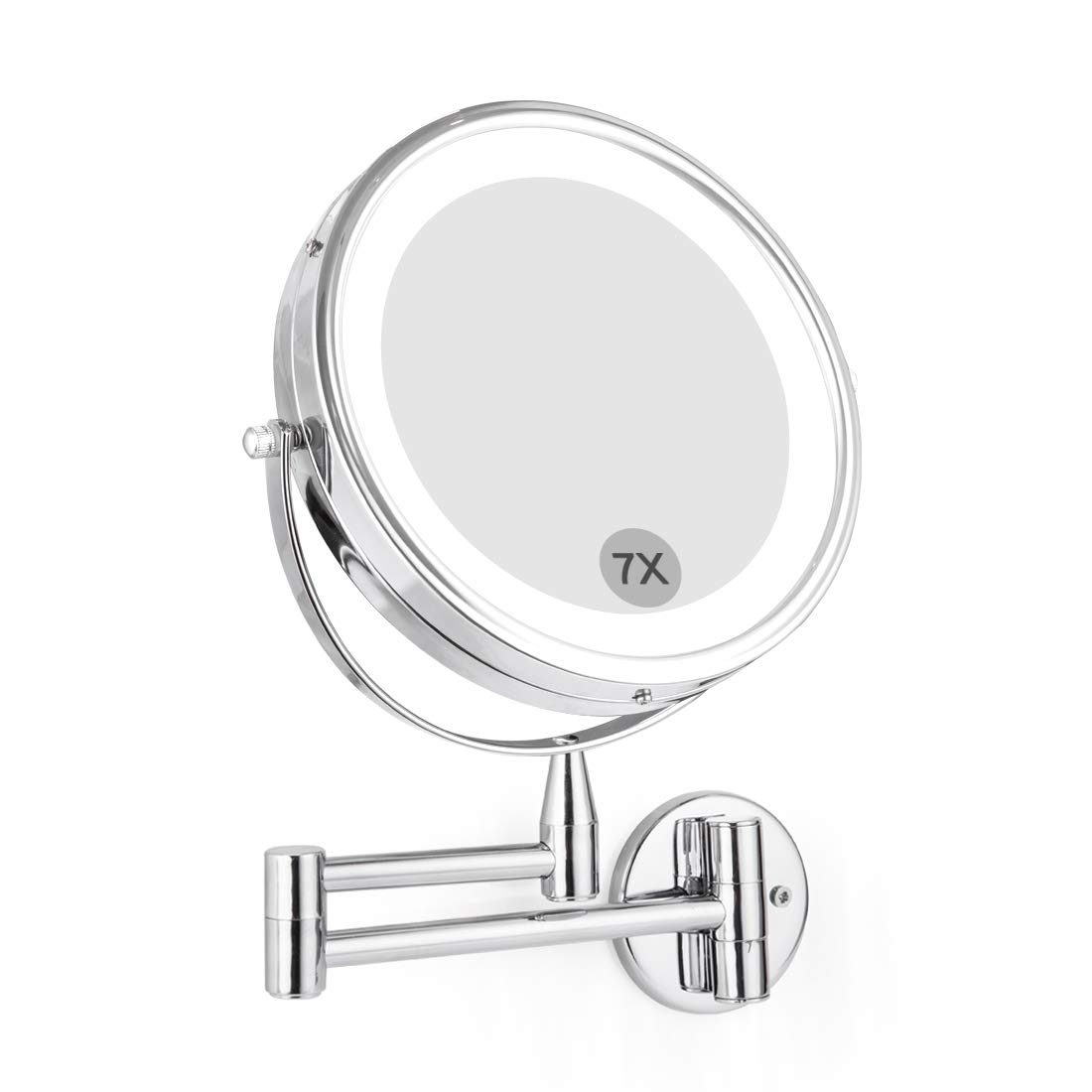 Mounted Magnifying Lighted Magnification Extendable