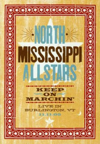 DVD-Keep On Marchin'