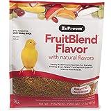 Zupreem pienso Multifrutas para Canarios y pinzones