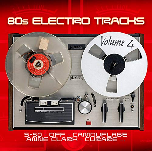 80s Electro Tracks Vol.4