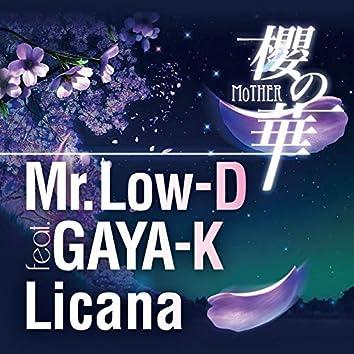 Sakurano Hana ^MoTHER~ (feat. GAYA-K & Licana)