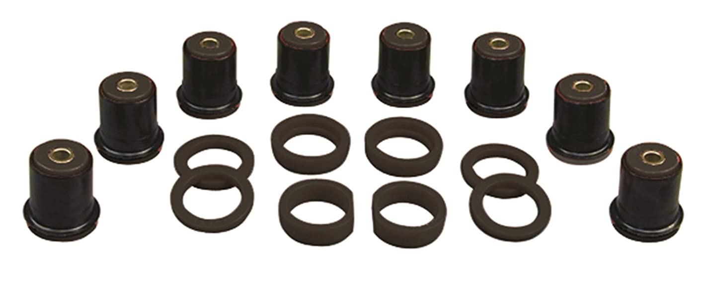 Prothane 7-225-BL Black Rear Control Arm Bushing Kit with Shells yvhvhhalxvc962