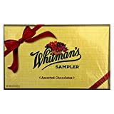 Whitman's (1) Box Assorted Chocolates Sampler - 19 Piece assortment featuring 12 Different Flavors -...
