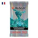 Booster Collector Magic: The Gathering Edición Básica 2021 (15 tarjetas) – Versión francesa