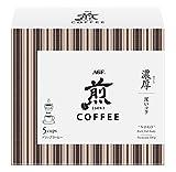 AGF 煎 レギュラーコーヒー プレミアムドリップ 濃厚 深いコク 5袋×6箱 【 ドリップコーヒー 】
