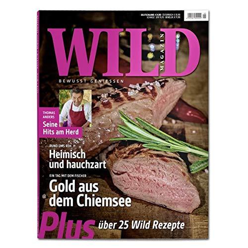 WILD - Magazin Ausgabe 08/2018: Bewusst genießen!