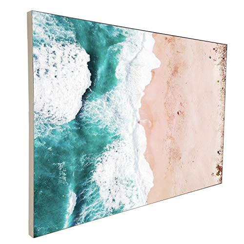fabric frame Ihr eigenes Foto als Leinwanddruck 40x60 cm, in einzigartiger Schärfe und Farbintensität inkl. Alu-Rahmen
