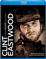 Clint Eastwood: 3-Movie Western Collection [Blu-ray] [Import]