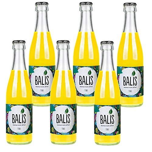 6x Balis Tiki - Ananas Minz Drink (6x0,25l)