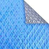 Crystal Blue 1632RS-10SBD Box-CB Solar Pool Cover, 16 x 32 ft