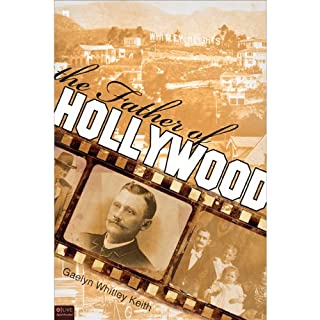 The Father of Hollywood audiobook cover art