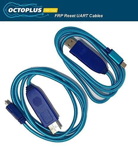 FFS Octoplus FRP USB UART 2-teiliges Kabelset