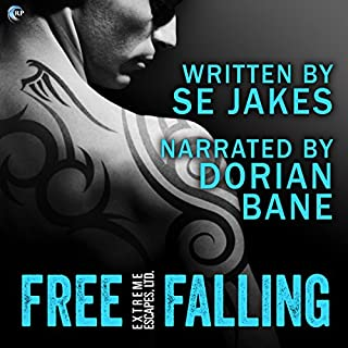Free Falling     Extreme Escapes, Ltd              By:                                                                                                                                 SE Jakes                               Narrated by:                                                                                                                                 Dorian Bane                      Length: 4 hrs and 9 mins     Not rated yet     Overall 0.0