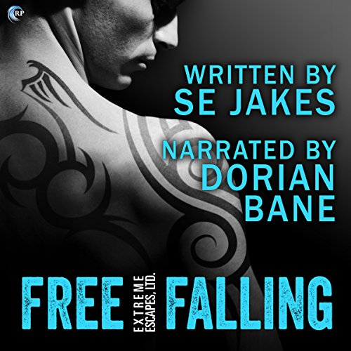 Free Falling audiobook cover art