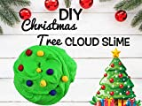 Diy Christmas Tree Cloud Slime
