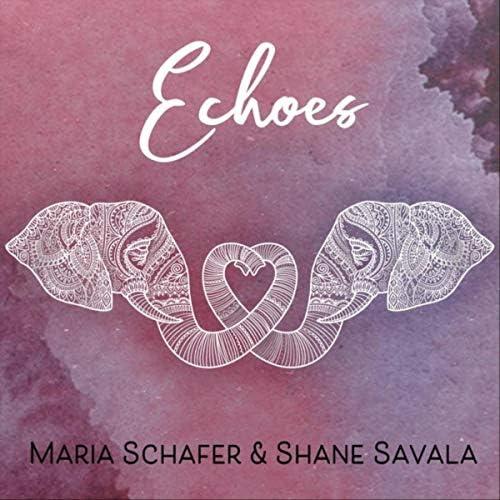 Maria Schafer & Shane Savala
