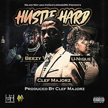 Hustle Hard (feat. Clef Majorz)