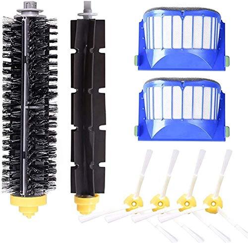 Assortiment de têtes de brosse daspirateur en crin de cheval avec adaptateur 32/35 mm (couleur : noir) pour aspirateur (couleur : Ir600 9)