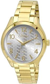 b23ca5c9944 Relógio Condor Feminino Chevron Co2036ksv 4c - Dourado