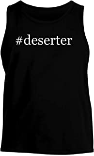 Harding Industries #Deserter - Men's Hashtag Comfortable Tank Top