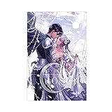 Anime-Poster Sailor Moon Tsukino Ami und Chiba Mamoru 24