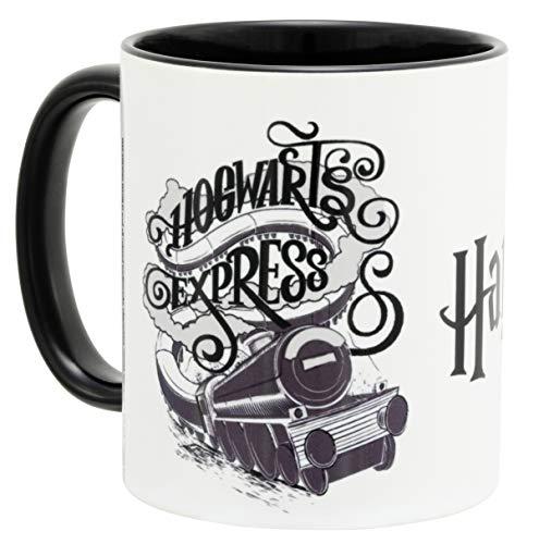 Harry Potter Becher Tasse Hogwarts Express, aus Keramik, 320 ml