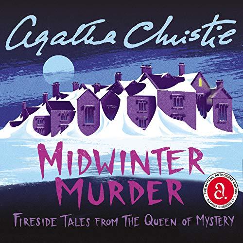 Page de couverture de Midwinter Murder