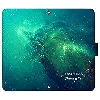 OPPO Reno5 A A101OP ケース [デザイン:f.NGC6369/マグネットハンドあり] 宇宙柄 オッポ レノ5a a101op 手帳型 スマホケース スマホカバー 手帳 携帯 カバー