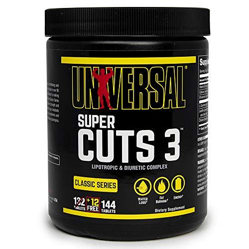 Universal Nutrition Super Cuts 3-130 Tabletas