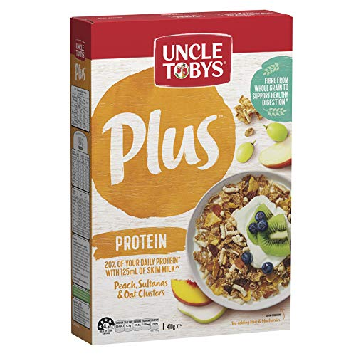 UNCLE TOBYS PLUS Breakfast Cereal