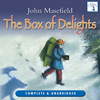 The Box of Delights cover art