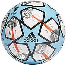 adidas Finale Club Soccer Ball White/Pantone/Pantone 5