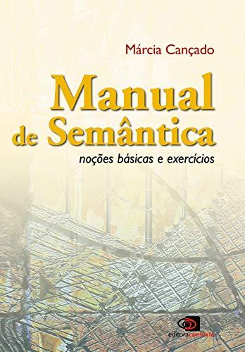 Manual de semântica: noções básicas e exercícios