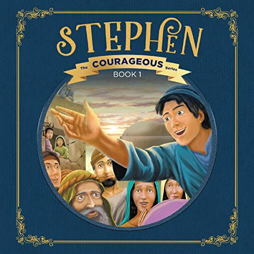 Stephen: God's Courageous Witness cover art